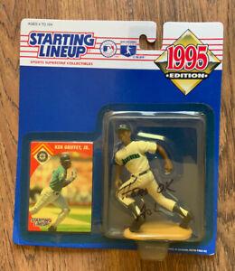 1995 SLU Starting Lineup Kenner MLB Ken Griffey Jr  FACTORY SAMPLE