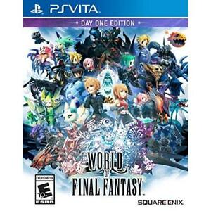 World-Of-Final-Fantasy-PlayStation-Vita-For-Ps-Vita-RPG-Very-Good-7E