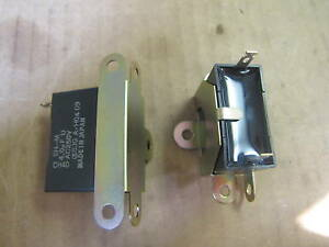 SJG CONDENSER SH-M AC 250V LOT OF 2