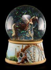 Elfen Schneekugel - Serenity by Nene Thomas - Figur Dragonsite Fairysite