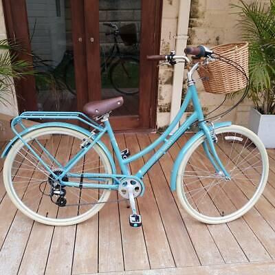 Bicycle Riser Quill Stem Alloy Retro Vintage Fixie Touring Cruiser Ladies Bike