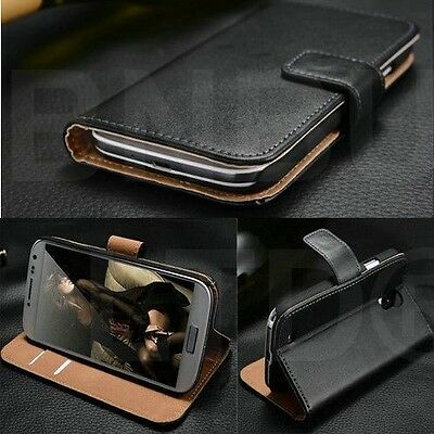 Luxury PU  Leather Flip Case Wallet Cover For various mobile devices