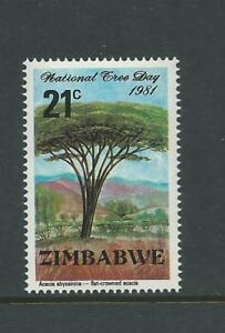 1981-National-Tree-Day-21-cent-only-complete-MUH-MNH-as-Issued