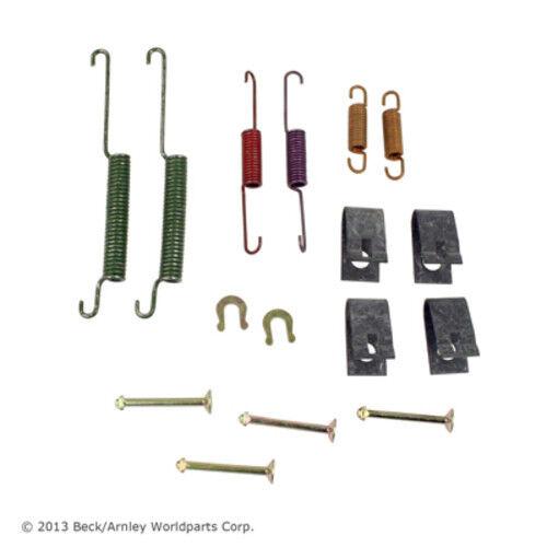Drum Brake Hardware Kit Rear Beck//Arnley 084-1142