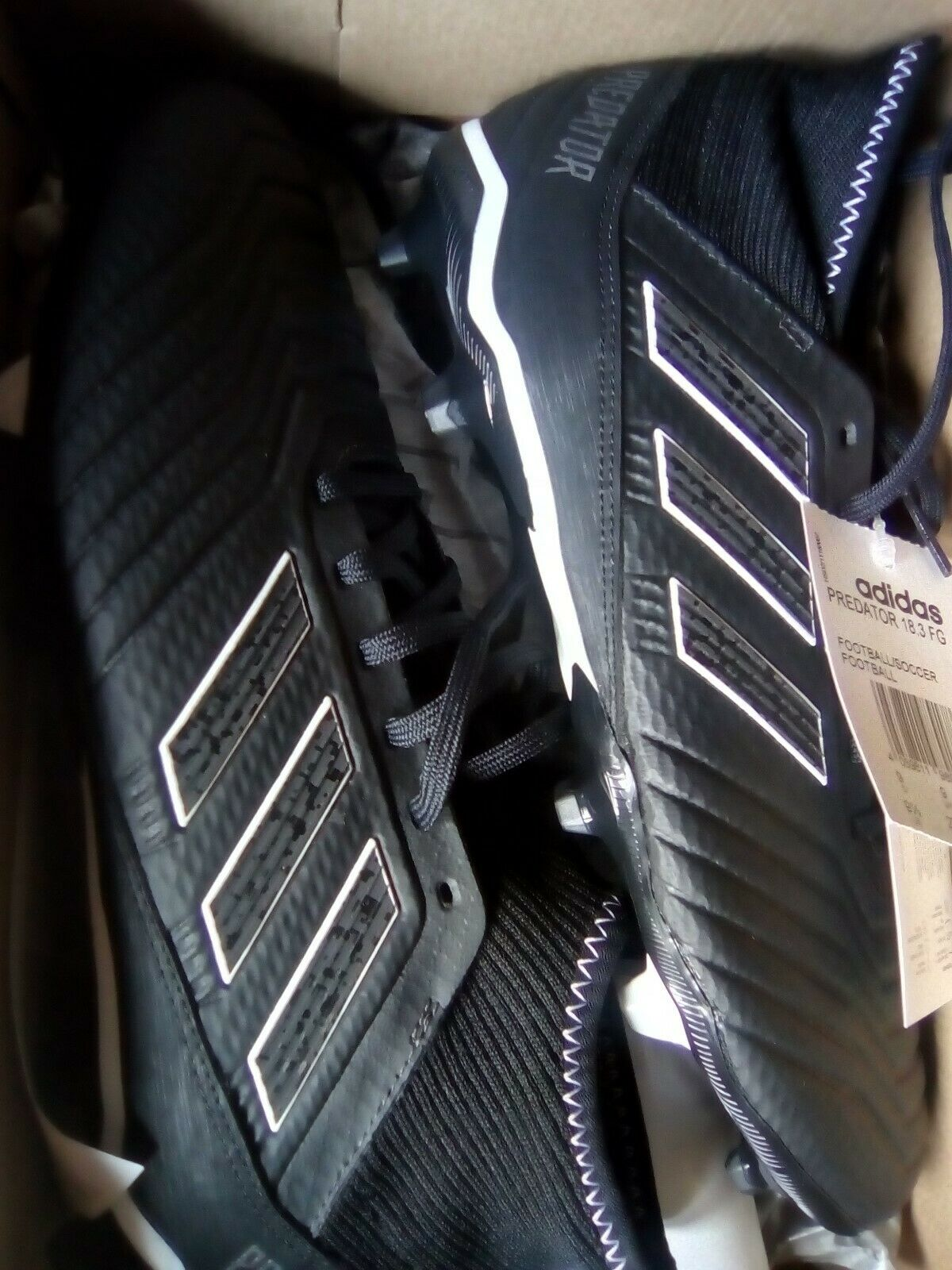 Adidas Projoator 18.3 FG botas De Fútbol Para Hombre 9 DB2000