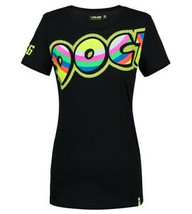 Doctor Maglietta The T Shirt Rossi Donna Woman Valentino Vr46 dCthQrBsx