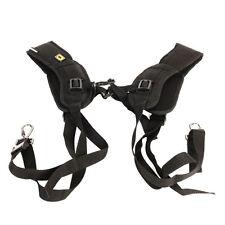 Double Quick Shoulder Sling Strap Belt For Digital DSLR SLR Camera UKFilters