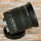 Canon EOS Digital fit Sigma DC 17 70mm F2.8 4.5 AF Zoom for crop sensor
