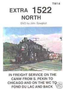 EXTRA 1522 NORTH JOHN SZWAJKART DVD-R VIDEO