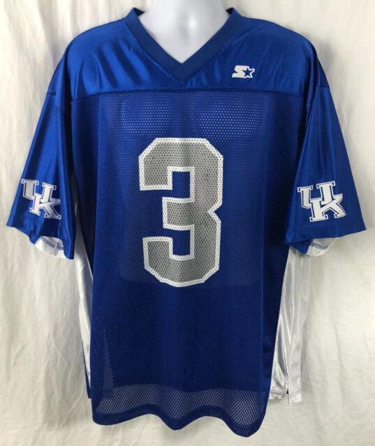 Vintage Starter Kentucky Wildcats Football Jersey Mens ...