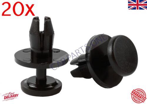 20X pour CITROEN PEUGEOT 6991X7 pare-chocs attache type clips de fixation
