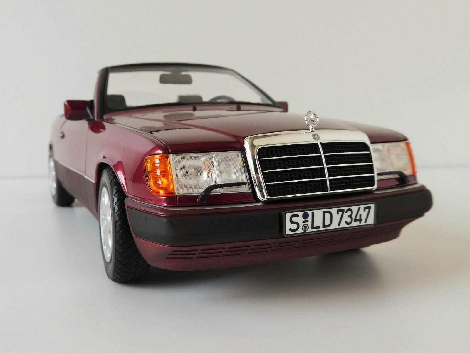 Mercedes-Benz 300 CE-24 Cabriolet 1 18 Cabrio Mercedes I-Norev B66040616 B66040616 B66040616 A124 CE c76755