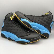 8ed5b9e9a0be81 item 4 Nike Air Jordan Retro XIII CP3 Chris Paul Hornets Black Blue SZ 11  PE 823902 015 -Nike Air Jordan Retro XIII CP3 Chris Paul Hornets Black Blue  SZ 11 ...