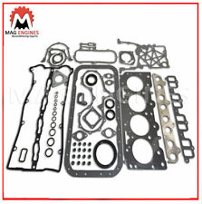 FULL HEAD GASKET KIT KIA KJ FOR SEDONA CARNIVAL HYUNDAI TERRACAN 2.9 CRDi 01-07