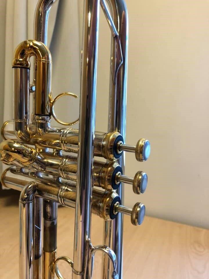 Bach Artisan AB190 Bb Trompet (silver)