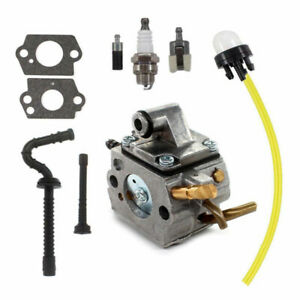 Carburetor-Pimer-Bulb-With-Fuel-Pipe-For-Stihl-MS192-MS192T-MS192TC-Chainsaw