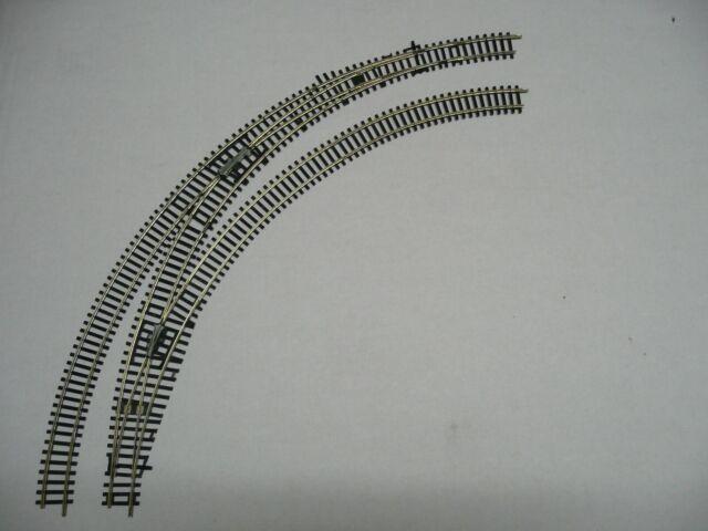 verschiedene gerade Gleise Roco H0 Modellgleis Nr.2 2,5mm Schienen