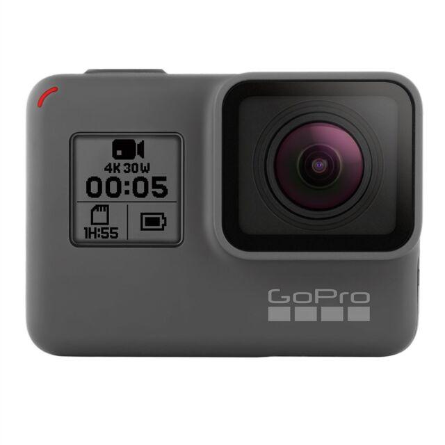 GoPro Hero5 Black Action Kamera 12 Megapixel schwarz/grau WLAN GPS