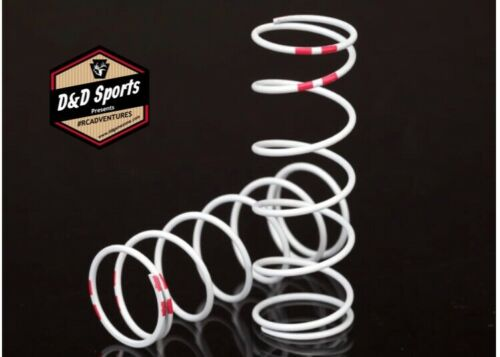 Traxxas 7447 Spring shock white GTR xx-long 0.884 rate pink New