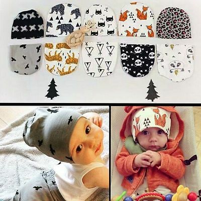Cute Baby Comfy Hat Toddler Kids Newborn Girl Boy Infant Crochet Knit Cap Beanie