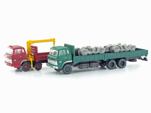 Tomytec 286684-Camion Set Hino ZM /& Hino KS Version A-PISTE N-Neuf