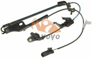2010 2011 2012 2013 2014 2015 2016 2017 10-17 Highlander Front Left ABS Wheel Speed Sensor fits 10-15 Rx350 10-12,15 Rx450H 10 11 12 13 14 15 16 17