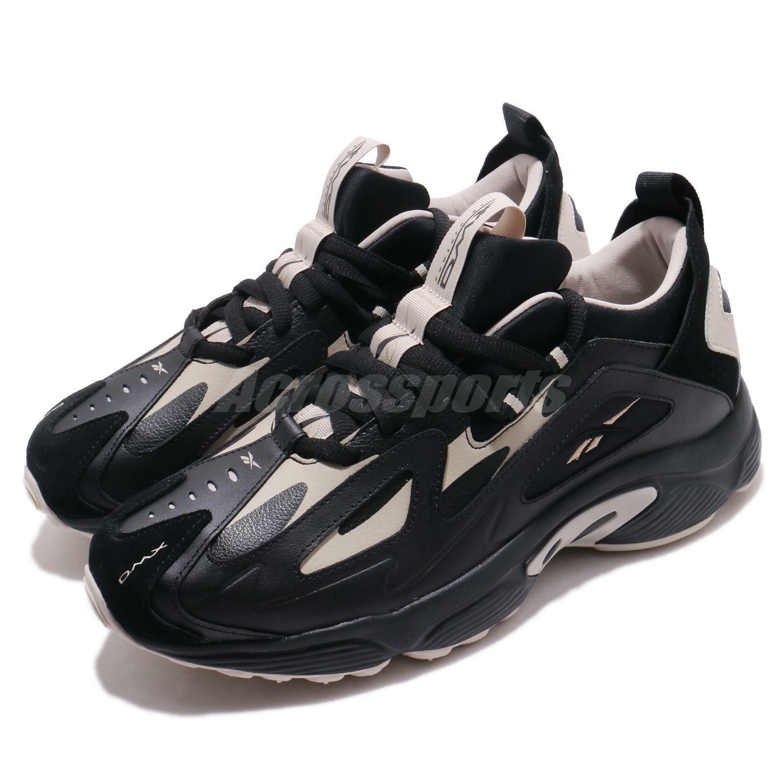 Reebok DMX Series 1200 LT negro Sand Men Running Daddy zapatos zapatillas DV9234
