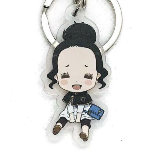 BANDAI Black Clover Charmy Pappitson 5cm toy key chain key ring Shonen Jump 20