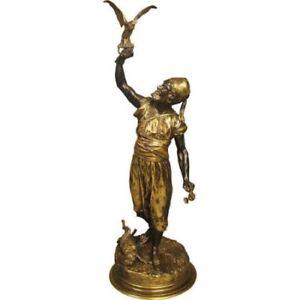 Bronze-Sculpture-034-The-Arab-Falconer-034-by-Pierre-Jules-Mene-MAX070571