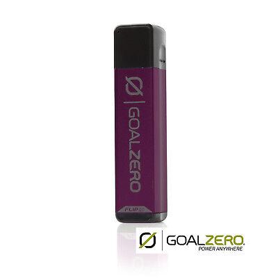 Goal Zero Flip 10 Caricabatteria-caricatore Per Dispositivi Di Alimentazione Usb-prugna-