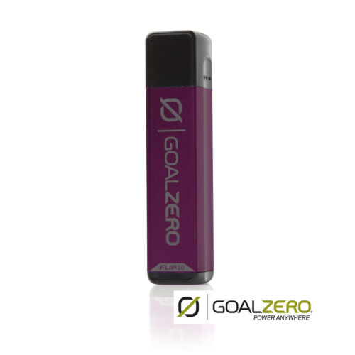 Charger for USB powered devices Plum GOAL ZERO Flip 10 Recharger