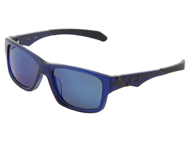 3a25c1a0dc Oakley Jupiter Squared LX Polarized Sunglasses OO2040-05 Blue Ice Iridium  Asian