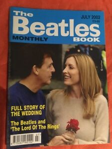 BEATLES-BOOK-MONTHLY-Magazine-July-2002-315-VERY-RARE-EDITION