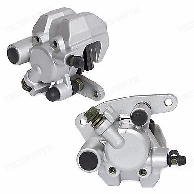 REAR BRAKE CALIPER FOR YAMAHA RAPTOR 660 2001-2005 YFM660  WITH PADS