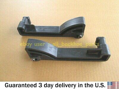 JCB PARTS 3CX SIDE WINDOW HANDLE 2 PCS No 116//00822 or 331//38532