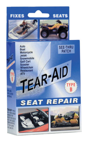 NEW Tear-Aid Patch Type B Seat Repair Patch Kit D-KIT-B02-100