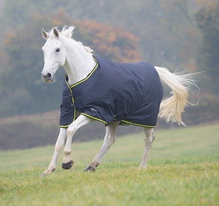 Shires Tempest 200G 600 Denier Winter MediumWeight Turnout Horse Rug