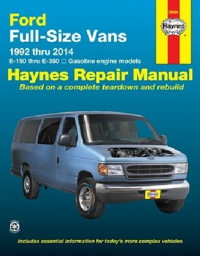 Repair Manual-XL Haynes 36094
