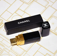 Rare Chanel Lipstick Usb Flash Drive 8gb Limited Vip Gift Collectible