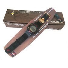 """MINT Casio G-Shock Hawaiian Pro 2000 """"TRIPLE CROWN OF SURFING"""" DW6100HP-1 Watch"""