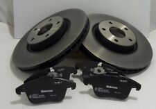 Genuine New Ford Mondeo Front Brake Discs and Pads - 1566232/1500159