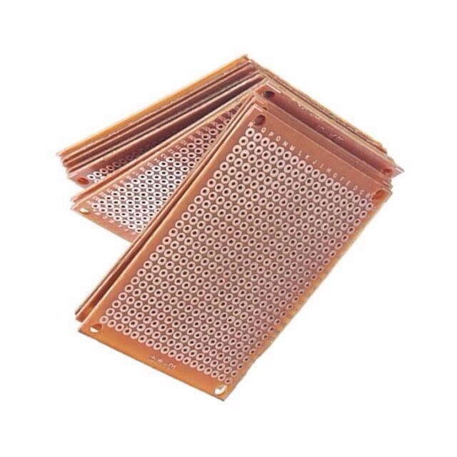 10pcs 5*7CM Prototype PCB for DIY 5x7cm Circuit Board BREADBOARD