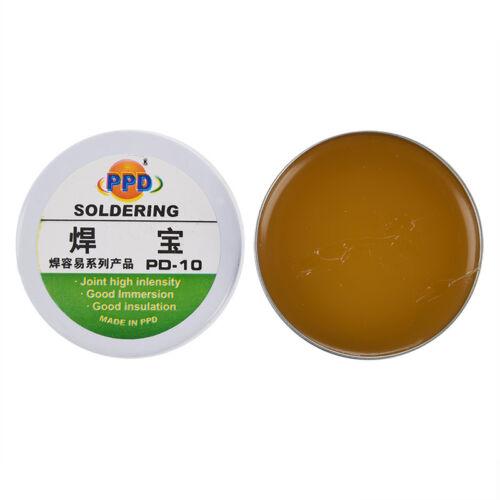 PPD 10g Pate de soudure Flux creme pate de soudure de brasage I2M1 5X U
