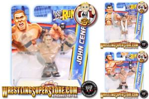 WWE Set de 4 Keychains: Triple H John Cena Batista Shawn Michaels