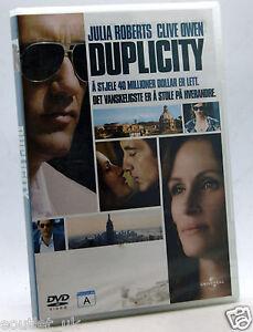 Duplicity-DVD-Regione-2-Nuovo-Sigillato-Clive-Owen-Julia-Roberts