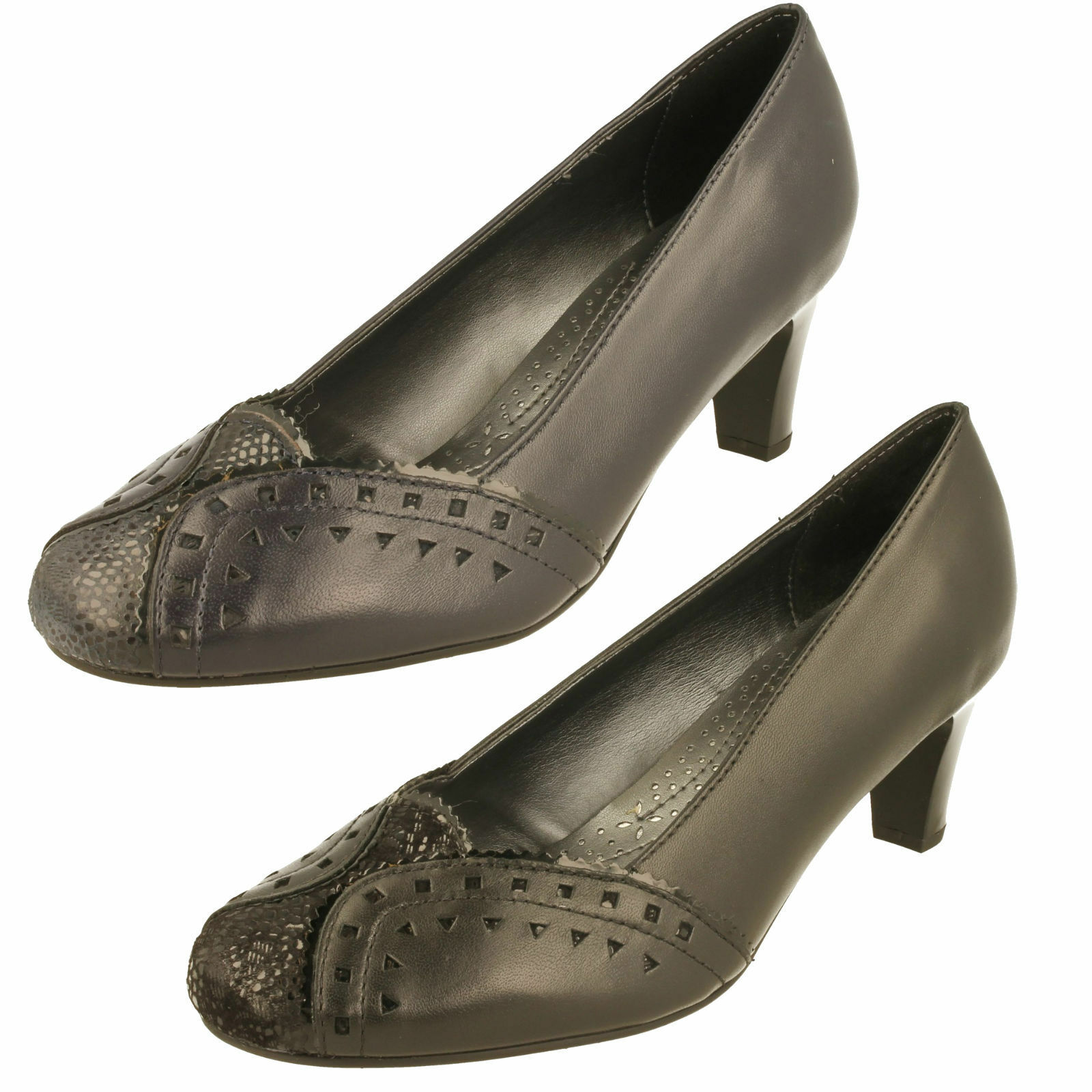 Ladies Padders Court shoes - Janet