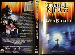 Silver-Bullet-Sleepwalkers-Children-of-the-Corn-Dvd-Set-No-cases-Artwork-yes