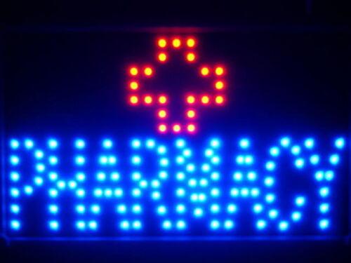 led079-b Pharmacy Shop Led Neon Sign WhiteBoard
