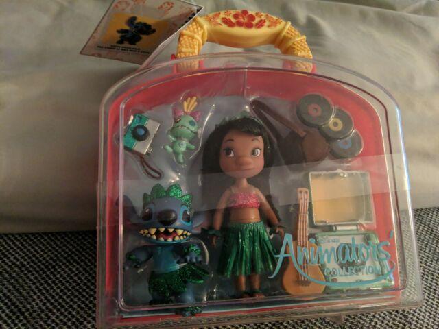 "NEW Disney Parks Animators Snow White 5/"" Doll Mini Figure Playset"