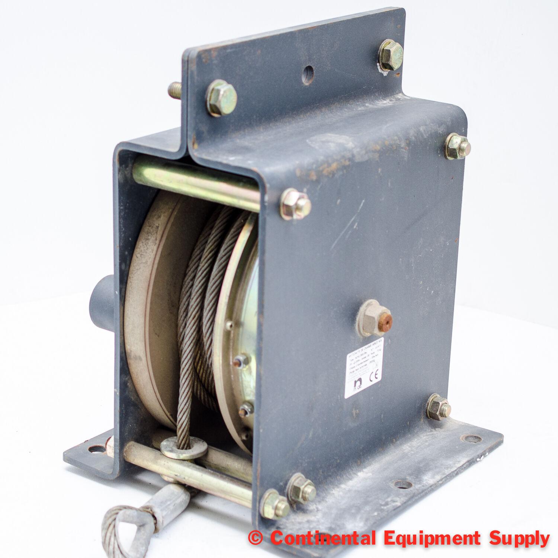 Charging Anti-Fall Load Arrestor (Antichute De Charge) NCHL1500 5m, 1500KG 3300